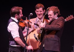 Lobero Live! - The Punch Brothers 12/4/12 LoberoTheatre