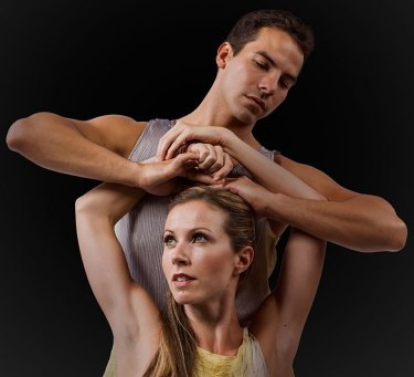 "State Street Ballet - Peter Pucci/Paul Simon ""Dream On By"" publicity photo 8/24/12"