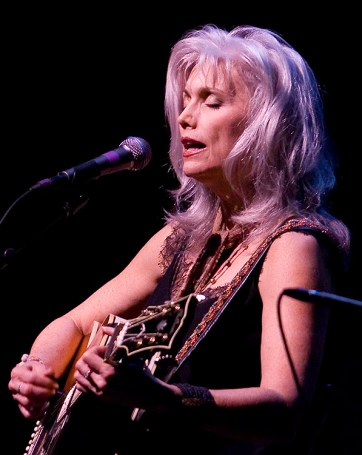 Emmylou Harris 9/27/05 Sings Like Hell & UCSB Arts & Lectures - Arlington Theatre