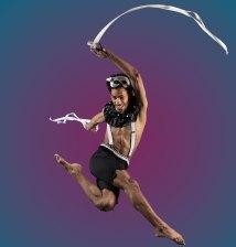 "DANCEworks Santa Barbara - Mark Dendy Projects ""Dystopian Distractions!"" publicity photo 4/9/14"