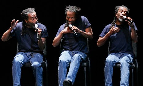 Bobby McFerrin 5/16/05 UCSB Arts & lectures Campbell Hall