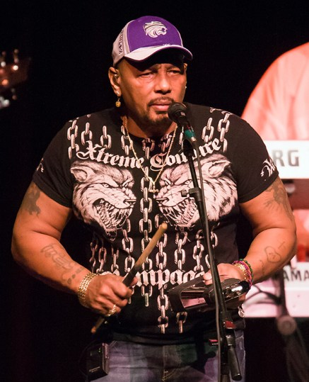 Aaron Neville - The Neville Brothers 1/29/09 Campbell Hall UCSB Arts