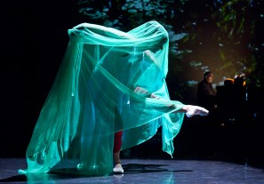 "Ballet Santa Barbara - ""Wisperfal"" 10/18/10 Lobero Theatre"