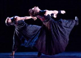 """Compania Nacioñal de Danza - """"Castrati"""" 4/27/10 Granada Theatre presented by UCSB Arts & Lectures"""