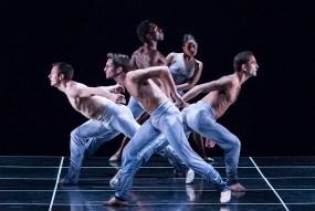 "spen Santa Fe Ballet ""Square None"" 10/02/12 Granada Theatre presented by UCSB Arts & Lectures"