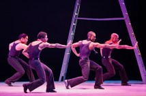 """Alvin Ailey American Dance Theater """"Blues Suite"""" 3/10/09 Arlington Theatre presented by UCSB Arts & Lectures"""
