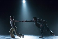 "Cedar Lake Contemporary Ballet ""Ten Duets on a Theme of Rescue"" 2/11/14 Granada Theatre presented by UCSB Arts & Lectures"