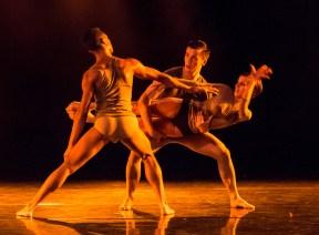 """Wayne McGregor/Random Dance """"FAR"""" 1/28/14 Granada Theatre presented by UCSB Arts & Lectures"""