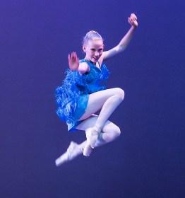 """Curtis Studio of Dance - """"Peace, Love, Dance"""" 6/20/14 Marjorie Luke Theatre"""