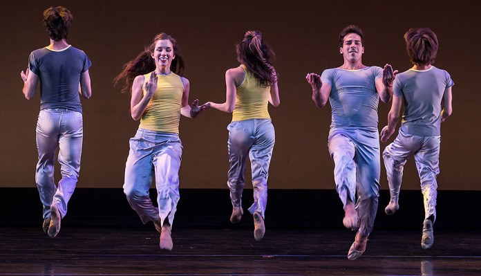 "State Street Ballet - ""Dream On By"""" 4/27/13 Lobero Theatre"
