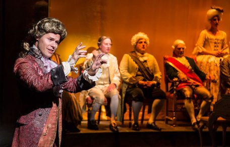 "Ensemble Theatre Co. - ""Amadeus"" 10/8/14 New Vic Theatre"