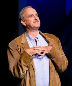 """John Cleese - """"Seven Ways to Skin an Ocelot"""" presented by UCSB Arts & Lectures 1/30/06"""