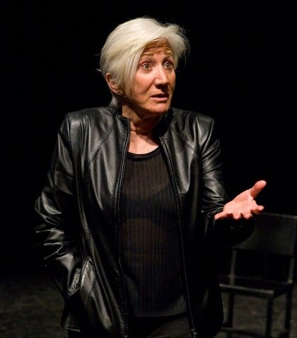 Olympia Dukakis masterclass - Studio Theater 11/6/07 presented by UCSB Arts & Lectures