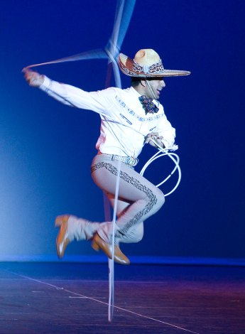 Dance @ the Lobero, Ballet Folklorico de Mexico de Amalia Hernandez , November 7, 2006 Lobero Theatre