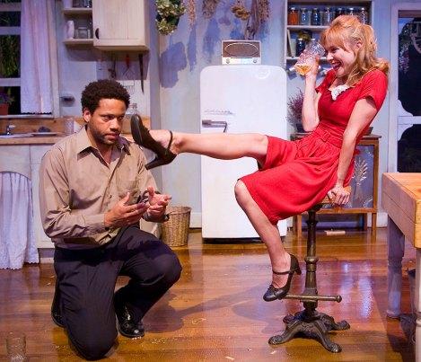 "Santa Barbara Theater Co. - ""Miss Julie"" Center Stage Theatre 5/16/07"