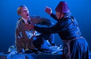 "Lit Moon Theatre Co. - ""Humbug!"" 12/16/14 Porter Theater"