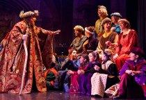 The Santa Barbara Christmas Revels 12/10/09 Marjorie Luke Theatre