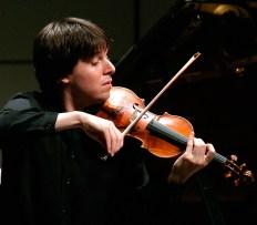 Joshua Bell, CAMA Santa Barbara 3/18/04 Arlington Theater
