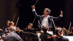 Alan Gilbert - Music Academy of the West - Members of Academy Festival Orchestra 7/26/14 Lobero Theatre