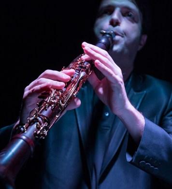 Jose Franch-Ballester - Camerata Pacifica 9/20/13 Hahn Hall