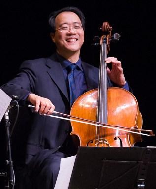 Yo Yo Ma w/the Silk Road Ensemble - UCSB Arts & Lectures 3/9/07 Arlington Theater