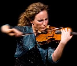 Catherine Leonard, Camerata Pacifica 1/13/06 Victoria Hall Theatre