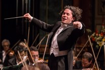 Gustavo Dudamel, Los Angeles Philharmonic - CAMA Santa Barbara 5/7/11 Granada Theatre