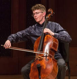 Joshua Roman, Music Academy of the West 8/2/14 Hahn Hall