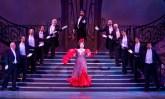 "Opera Santa Barbara ""The Merry Widow"" 3/12/09 Granada Theatre"