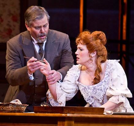 """Opera Santa Barbara - """"La Traviata"""" 3/3/11 Granada Theatre"""