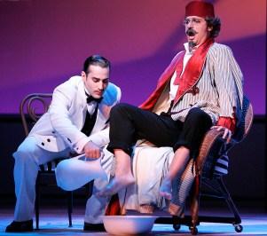 "Music Academy of the West - ""The Italian Straw Hat"" 8/4/04 Lobero Theatre"