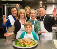 Susan Bridges & Santa Barbara Foodbank 9/14/12 Eastside Community Center