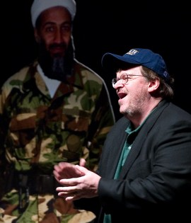 UCSB Arts & Lectures - Michael Moore 10/26/03 Arlington Theater