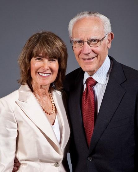 Philanthropists Anne & Michael Towbes 2009 Montecito, CA