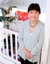 Author Victoria Riskin 2005 Montecito, CA