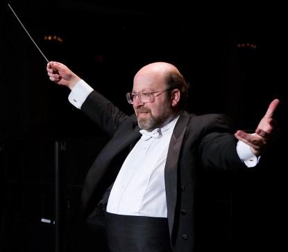 Conductor Valéry Rivkin 2007 Santa Barbara, CA