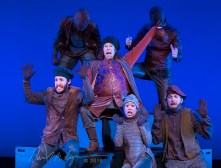 """UCSB Theater & Dance - """"Death of Kings"""" Part 1 2/18/15 Hatlen Theater"""
