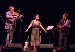 Lobero Live! Mark O'Conner's Hot Swing, with Tamar Korn &, Frank Vignola 4/9/16 Lobero Theatre