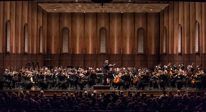 CAMA Santa Barbara - Orchestre Symphonique de Montréal, Kent Nagano - conducting 3/24/16 Granada Theatre