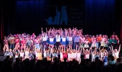 "SBDI's ""Rhythms From Around The World"" 1st show, solo runs 5/15/16 Marjorie Luke theatre"