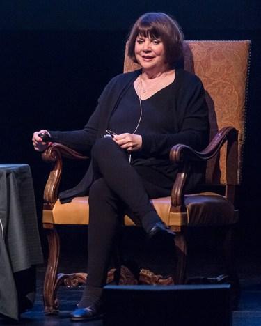 Linda Ronstadt tells (almost) all 4/21/16 Lobero Theatre