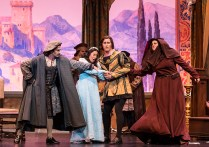 """Opera Santa Barbara's Giannin Schicchi"""" 4/20/16 Granada Theatre"""