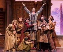 """Gianni is acclaimed savior of the family fortune in Opera Santa Barbara's Giannin Schicchi"""" 4/20/16 Granada Theatre"""