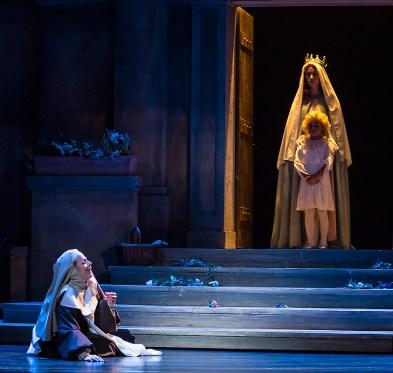 """Opera Santa Barbara's """"Suor Angelica"""" 4/20/16 Granada Theatre"""