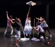 "UCSB Dept. of Theater & Dance - ""Too Much Water"" directed by Jenny Mercein and Joyelle Ball 5/4 Performing Arts Theater"