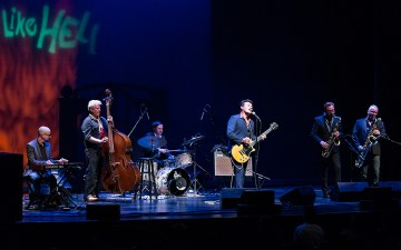The James Hunter Six - Sings Like Hell 5/24/16 Lobero Theatre