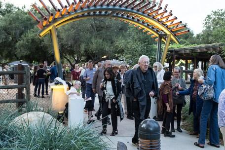 Ojai Music Festival - entering the bowl 6/11/16 Libbey Bowl