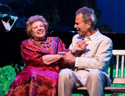 """""""I Remember It Well"""" ith Marilyn Gilbert and Robert Lesser - """"Center for Successful Aging's """"Senior (musical) Moments"""" 6/3/156 Marjorie Luke Theatre"""