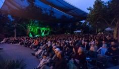 Ojai Music Festival - a beautiful setting! 6/11/16 Libbey Bowl