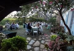 A beautiful setting! 8/17/16 Lovelace residence